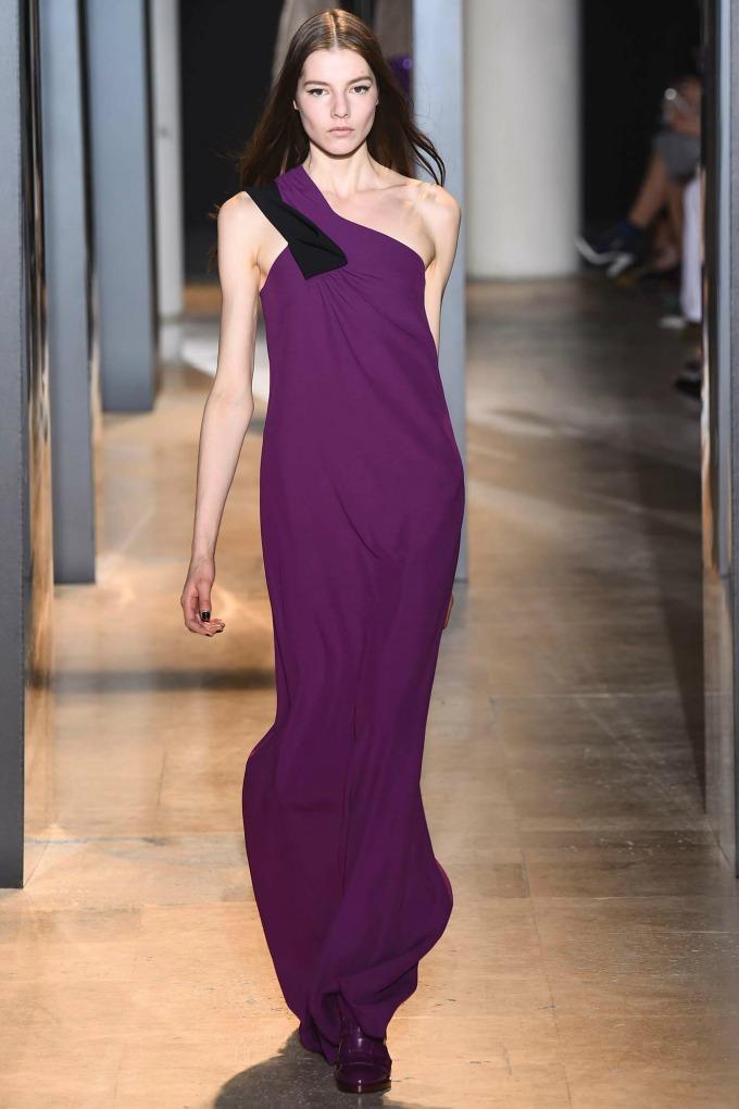 jesenja kolekcija brenda john galliano 3 Paris Fashion Week: John Galliano, Emanuel Ungaro i Nina Ricci
