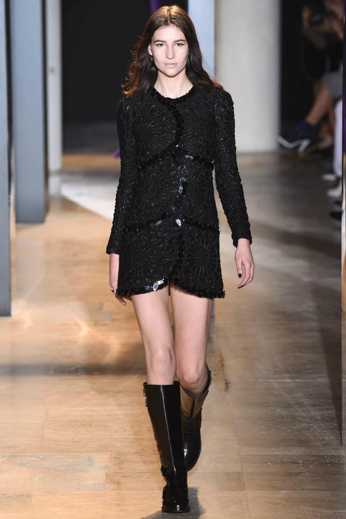 jesenja kolekcija brenda john galliano 4 Paris Fashion Week: John Galliano, Emanuel Ungaro i Nina Ricci