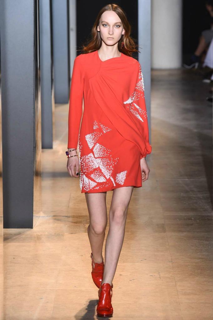 jesenja kolekcija brenda john galliano 5 Paris Fashion Week: John Galliano, Emanuel Ungaro i Nina Ricci
