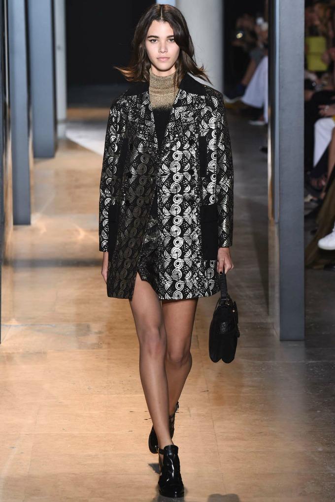 jesenja kolekcija brenda john galliano Paris Fashion Week: John Galliano, Emanuel Ungaro i Nina Ricci
