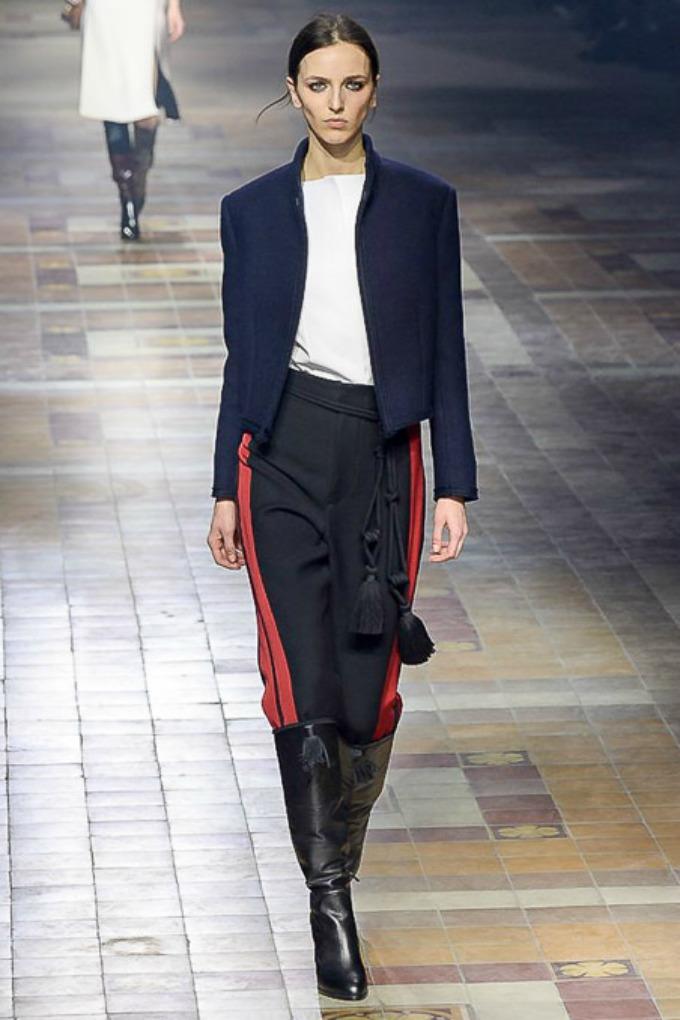 jesenja kolekcija brenda lanvin 1 Paris Fashion Week: Revije brendova Lanvin, Balmain i Roland Mouret
