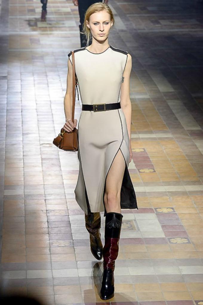 jesenja kolekcija brenda lanvin 2 Paris Fashion Week: Revije brendova Lanvin, Balmain i Roland Mouret