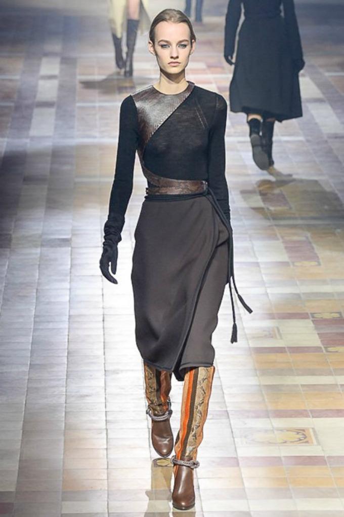jesenja kolekcija brenda lanvin 3 Paris Fashion Week: Revije brendova Lanvin, Balmain i Roland Mouret