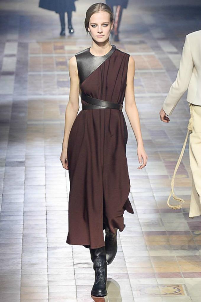 jesenja kolekcija brenda lanvin 4 Paris Fashion Week: Revije brendova Lanvin, Balmain i Roland Mouret