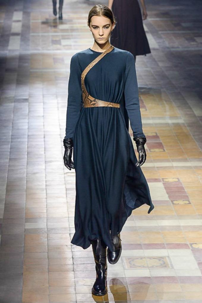 jesenja kolekcija brenda lanvin 5 Paris Fashion Week: Revije brendova Lanvin, Balmain i Roland Mouret