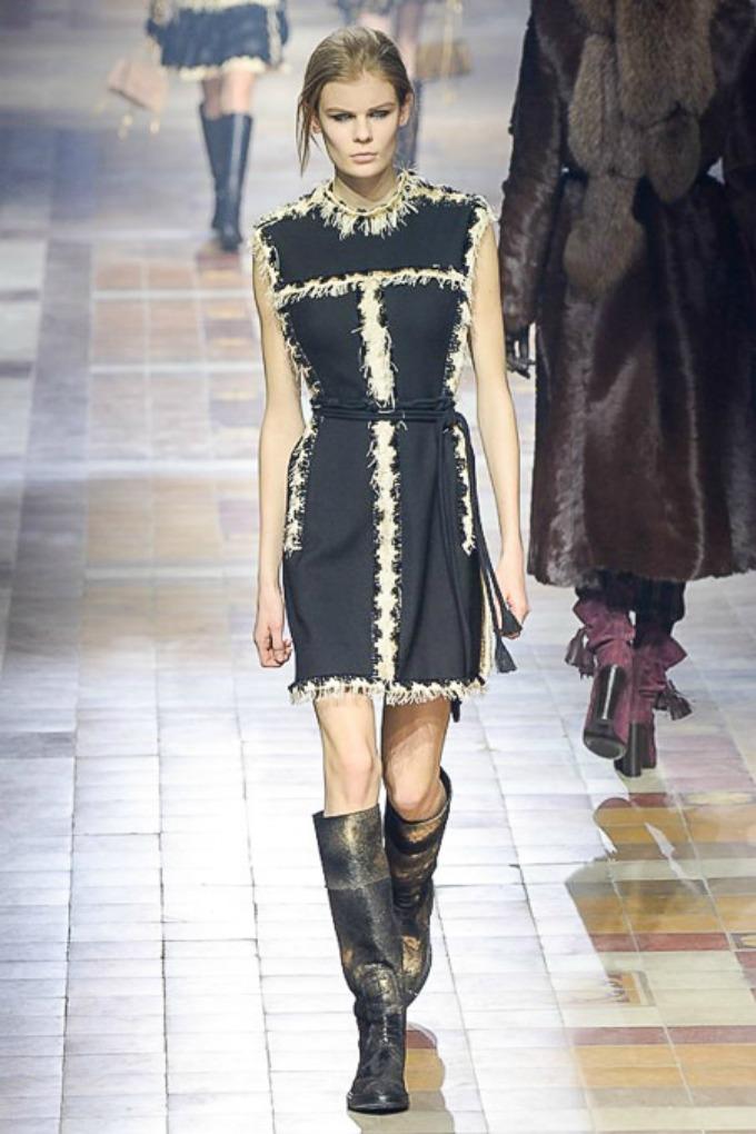 jesenja kolekcija brenda lanvin 7 Paris Fashion Week: Revije brendova Lanvin, Balmain i Roland Mouret