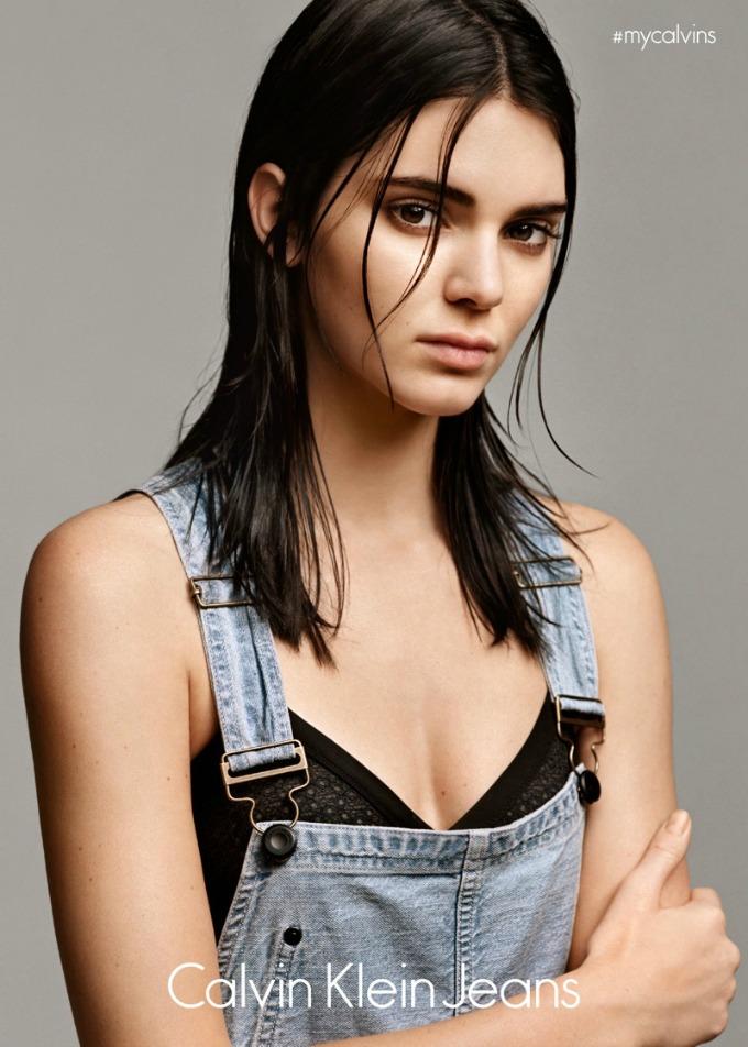 kendal dzener je novo lice brenda calvin klein jeans 1 Kendal Džener je novo lice brenda Calvin Klein Jeans