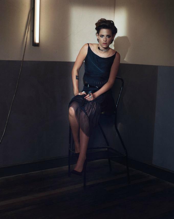 kristen stjuart 1 Kristen Stjuart na naslovnici magazina Madame Figaro