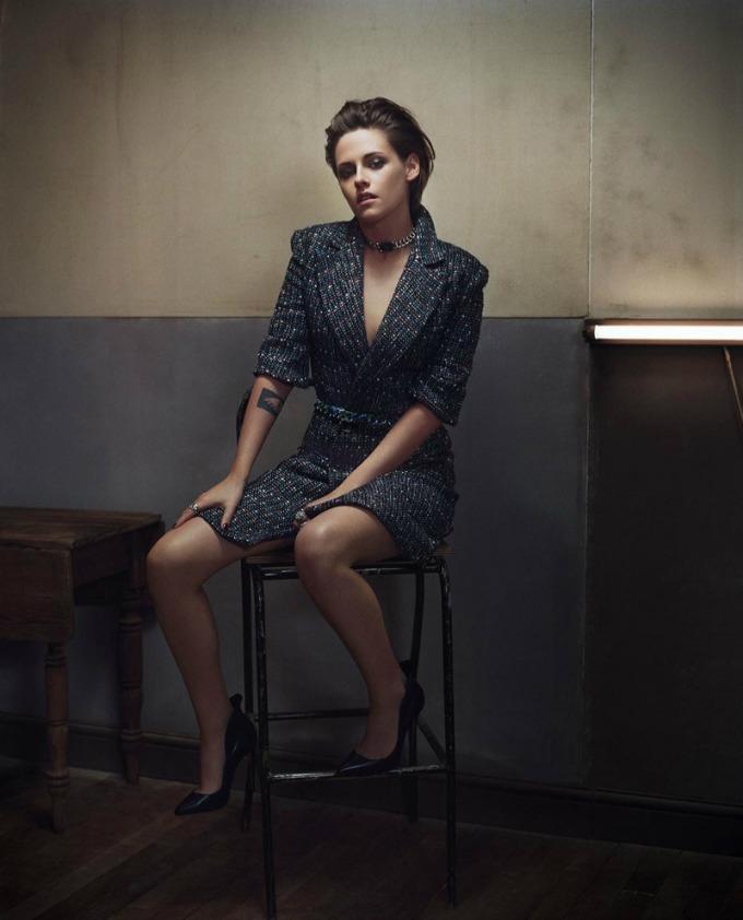 kristen stjuart 2 Kristen Stjuart na naslovnici magazina Madame Figaro