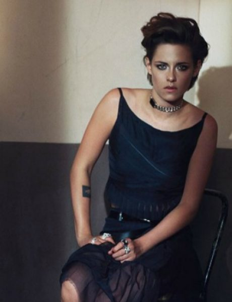 """Kristen Stjuart na naslovnici magazina """"Madame Figaro"""""""