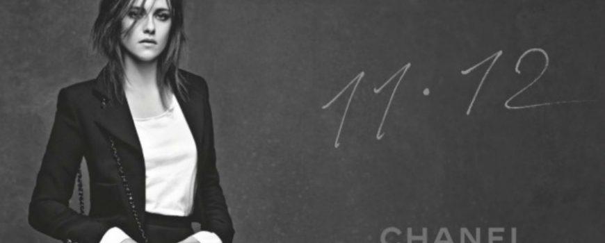 Kristen Stjuart za brend Chanel