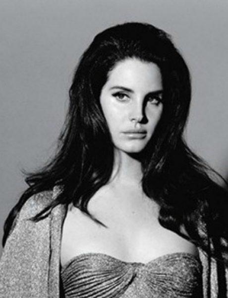 """Lana Del Rej na naslovnici magazina """"AnOther Man"""""""