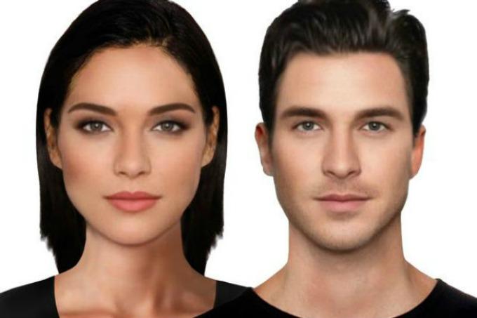 lepa lica Upoznajte najlepše ljude na planeti