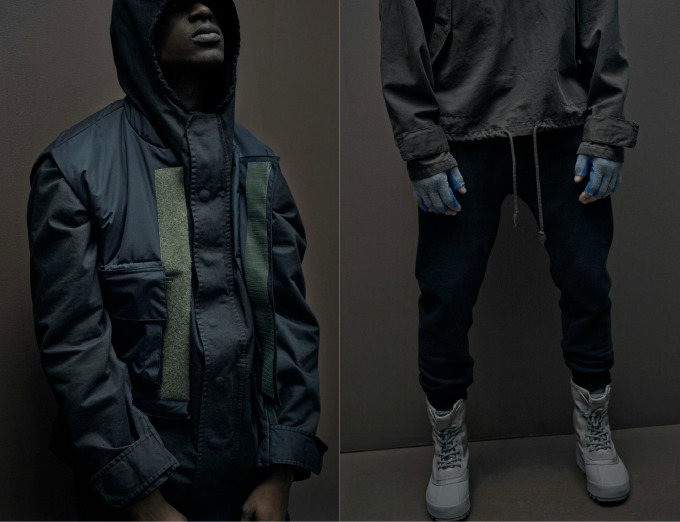 lookbook kolekcije kanjea vesta za brend adidas 6 Lookbook kolekcije Kanjea Vesta za brend Adidas