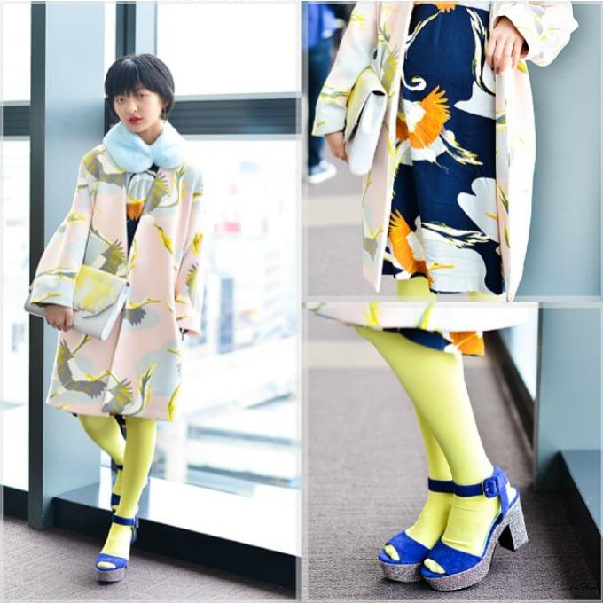 mappy 2 Devojčica čiji stil u Japanu kopiraju mnogi