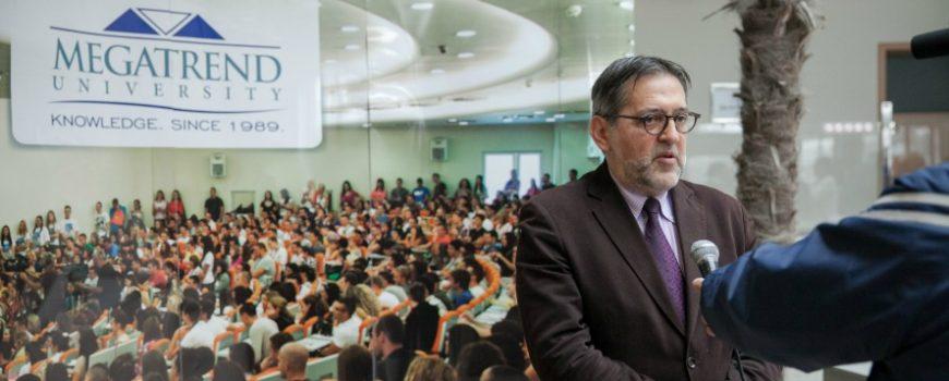 Megatrend univerzitet otvorio vrata maturantima