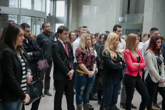 megatrend Megatrend univerzitet otvorio vrata maturantima