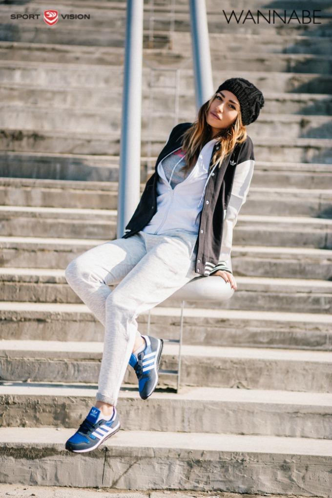 modni predlog adidas originals 2 Modni predlog adidas Originals: Urbana trendseterka