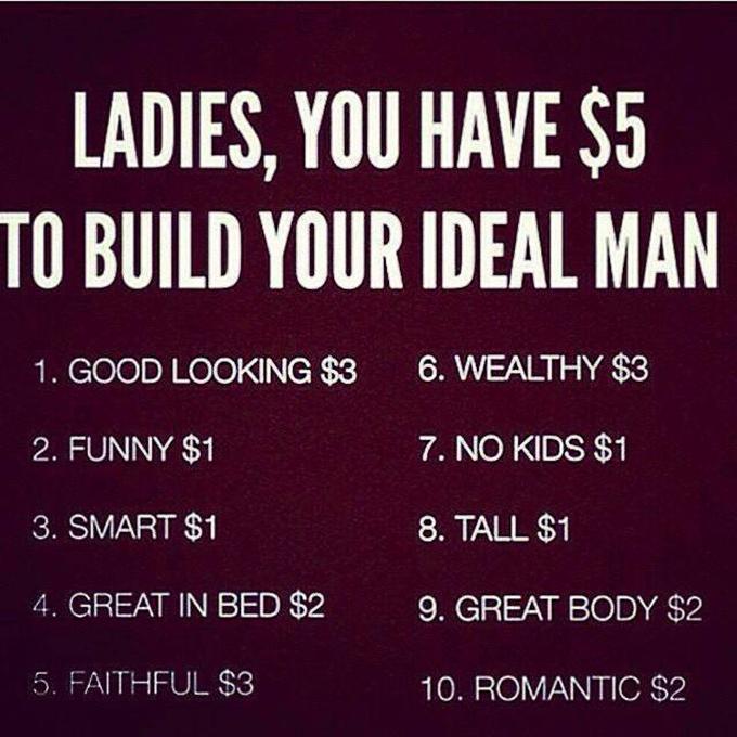 muskarac za pet dolara Sastavite muškarca za pet dolara – pazite, ovo je trik