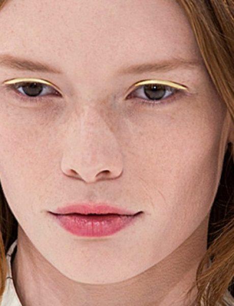Novitet ovog proleća su Dior nalepnice za kapak