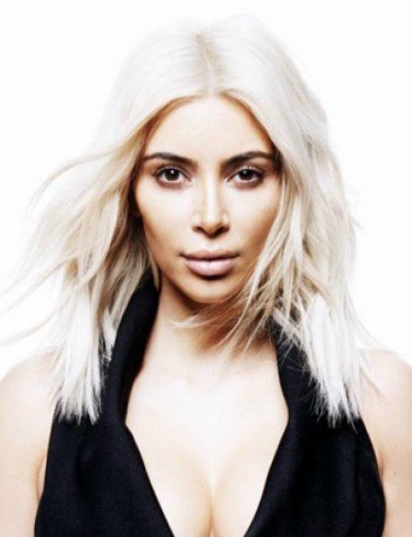 """Plavokosa Kim Kardašijan za """"Elle France"""""""