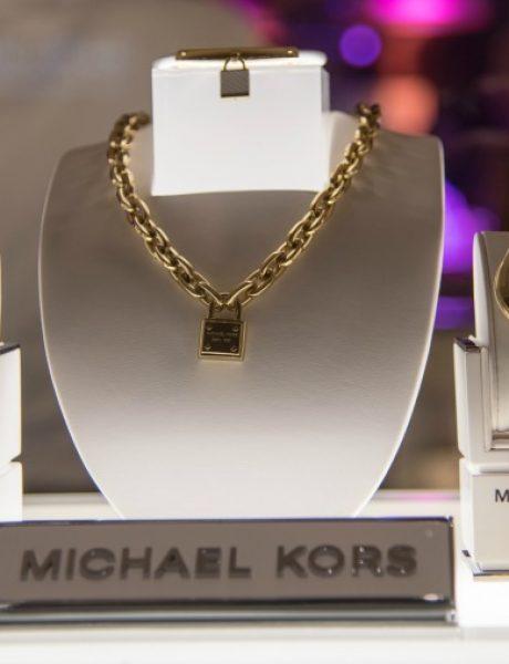 Prezentacija nakita brenda Michael Kors