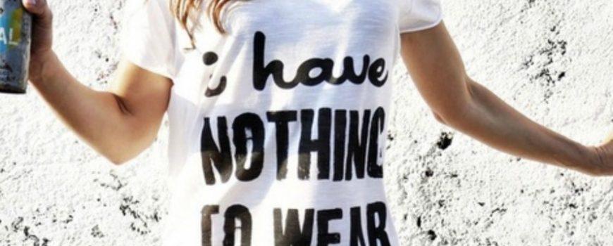 Omiljeni citati sa odeće