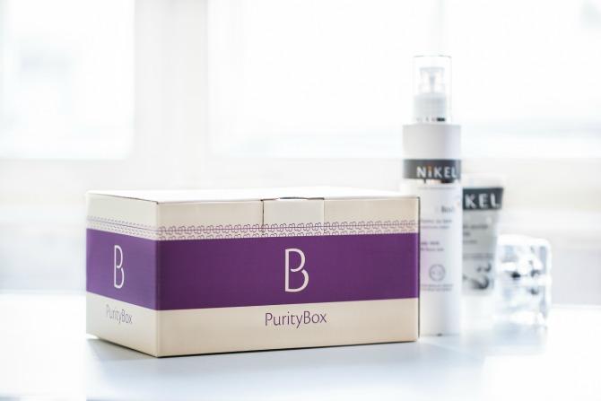 purity box Purity Box: Moj način nege