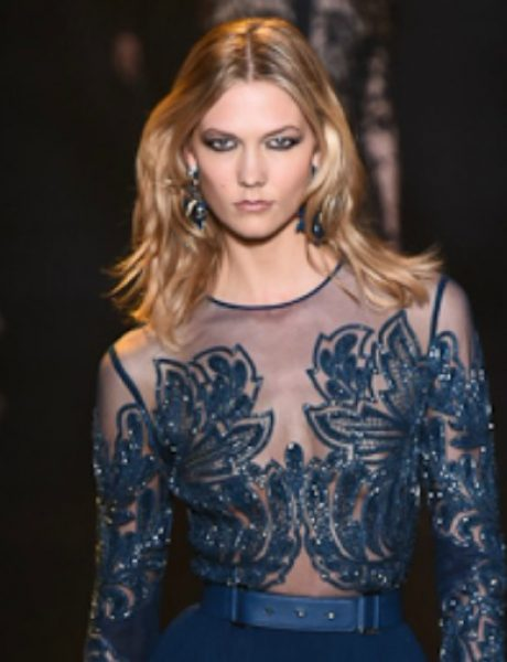 Paris Fashion Week: Revija modne kuće Elie Saab