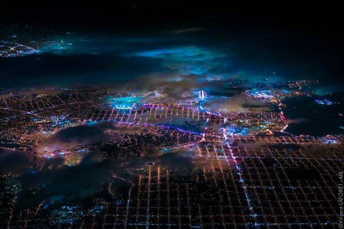 san francisko nocu 5 San Francisko noću: Magija koja očarava