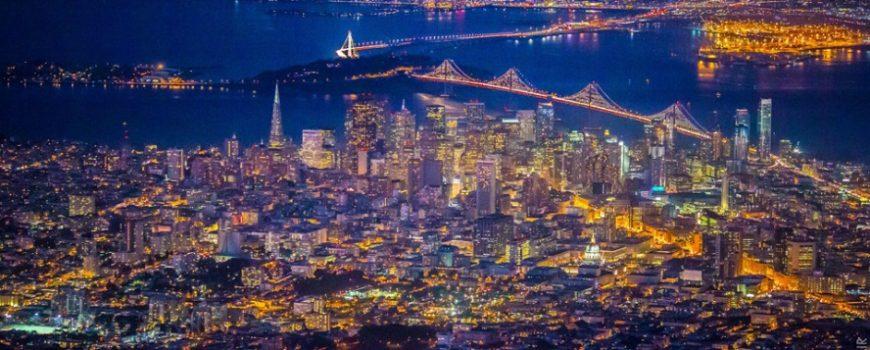San Francisko noću: Magija koja očarava