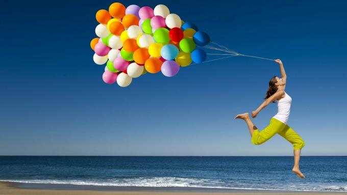 sreca i baloni Kako biti srećan