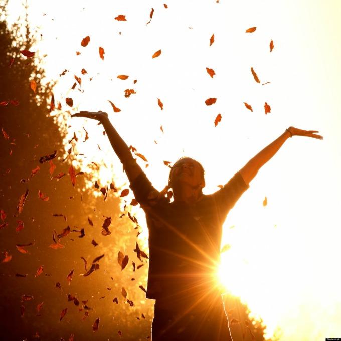 srecna zena Kako biti srećan