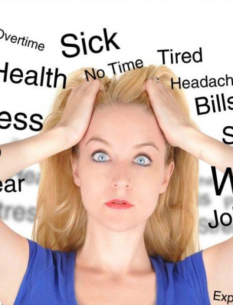 Pogledaj kako reaguješ na stres