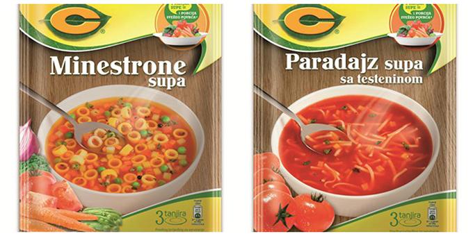 supe c Više povrća u svakom tanjiru supe