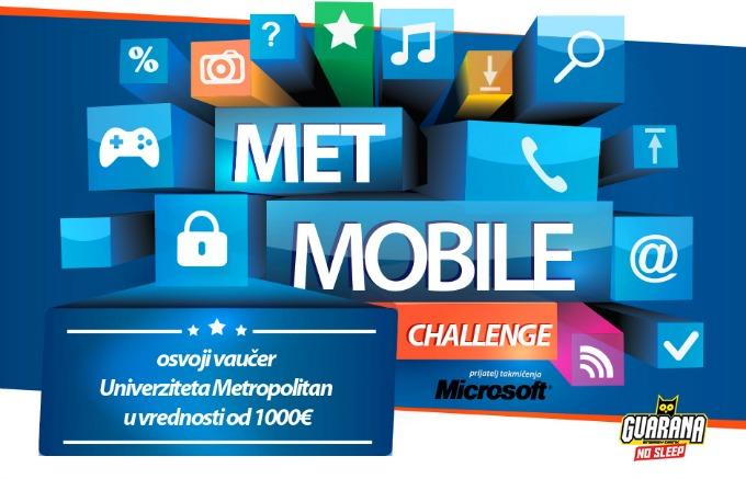 takmicenje met mobile Održano takmičenje MET MOBILE CHALLENGE