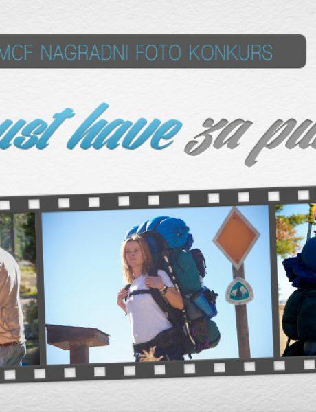 Wannabe i MCF nagradni foto-konkurs: Moj must have za putovanje
