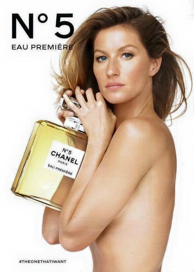zizel bundsen 2 Nova kampanja Žizel Bundšen za brend Chanel