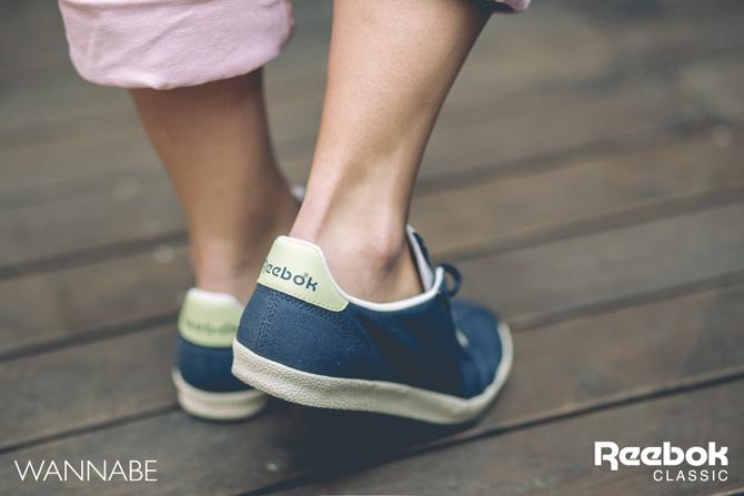 8 Rebook DJ Prema Unja Green Wannabemagazine 15 Reebok Classic modni predlog: Za buntovnice bez razloga