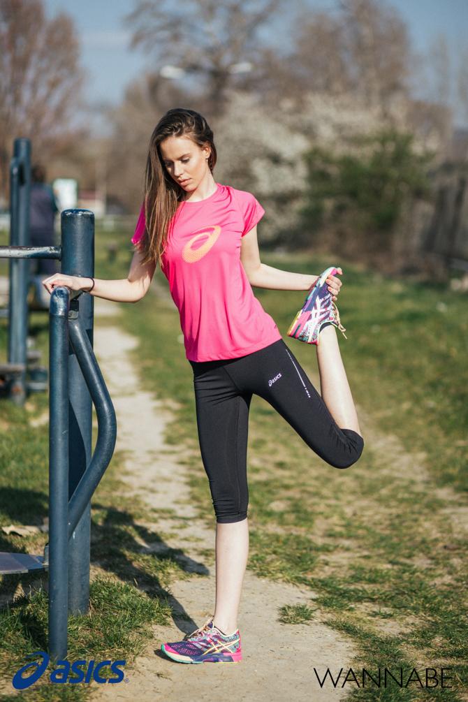 Asics fashion predlog Wannabe 45 Asics modni predlog: Patike zbog kojih ćeš voleti trening