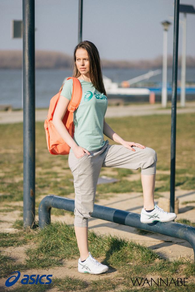 Asics fashion predlog Wannabe 46 Asics modni predlog: Spakuj ranac i kreni u prirodu