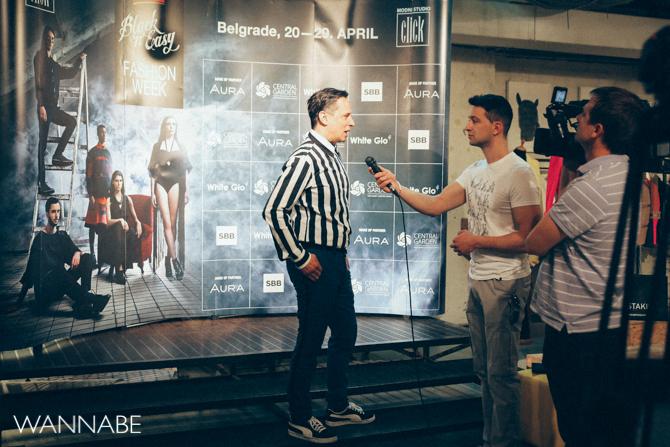 Belgrade fashion week supermarket koktel wannabe 6 37. Belgrade Fashion Week Black n Easy: Koktel
