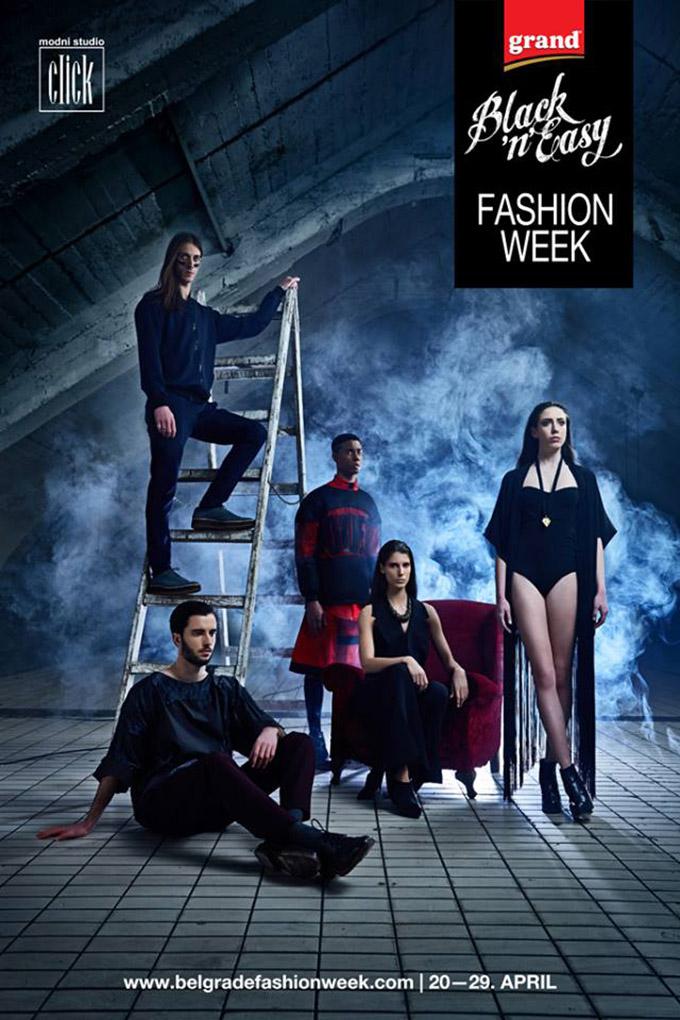 Black n Easy Fashion Week Black n Easy Fashion Week: 37. Beogradska nedelja mode