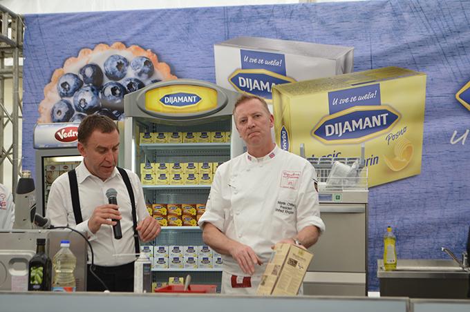 DSC 0863 Dijamant margarini   počasni sastojci na festivalu I Love my Candy