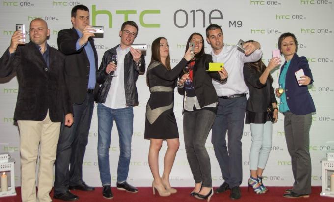 HTC 2 Neka gledaju: HTC One M9 dostupan u Srbiji!