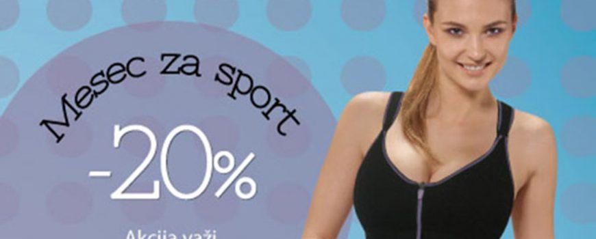 LISCA: Zabavno i aktivno u aprilu, 20% povoljnije
