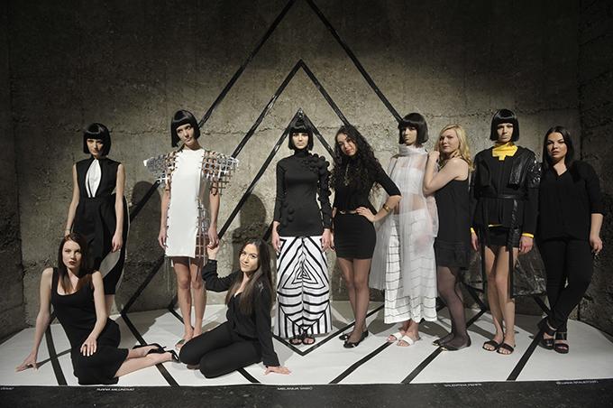 Mod Art International 1 37. Black n Easy Fashion Week: Modne vinjete