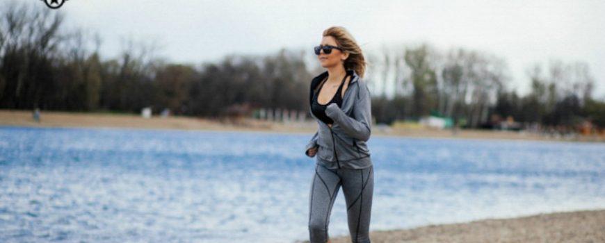 NEW YORKER Athletics modni predlog: Vreme je za trening!