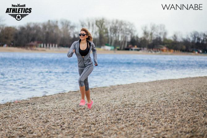 New Yorker fashion predlog Like a Blondie Wannabe magazine 2 NEW YORKER Athletics modni predlog: Vreme je za trening!