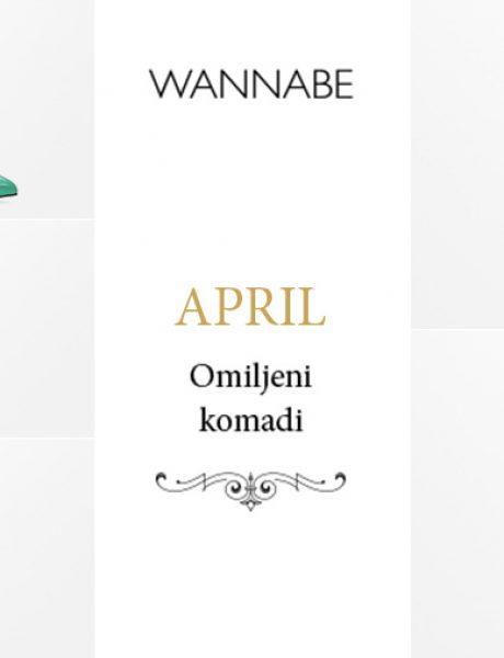 Top 5: Omiljeni komadi za april